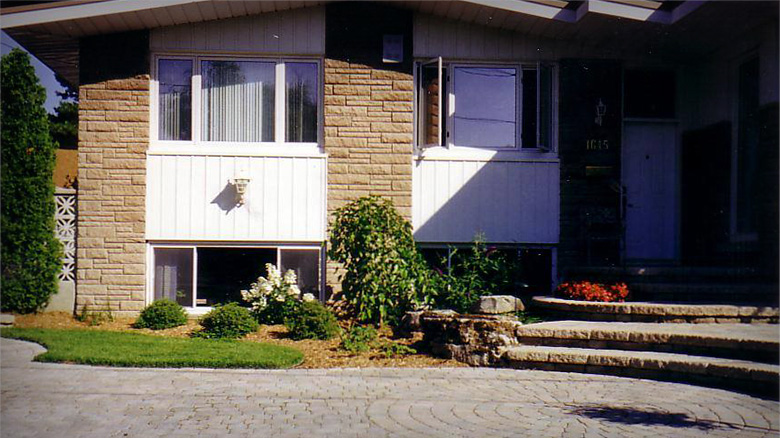 L'ancienne maison des nouveaux résidents