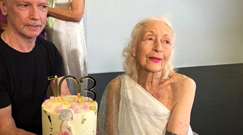 eileen kramer danseuse de 103 ans
