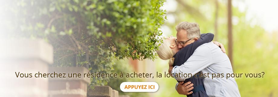 acheter une résidence pour retraité