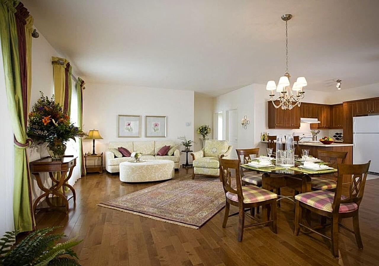 Lux Gouverneur Saguenay appartement
