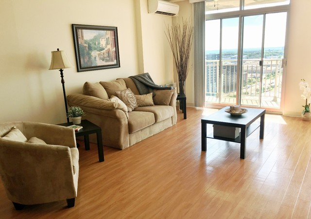 Appartement avec balcon privé